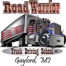 Road warrior truck driving school